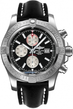 Breitling Super Avenger II Mens watch, model number - a1337111/bc29-1ld, discount price of £3,918.00 from The Watch Source