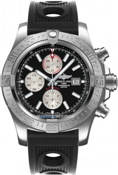 Breitling Super Avenger II Mens watch, model number - a1337111/bc29-1or, discount price of £3,590.00 from The Watch Source