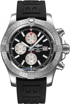Breitling Super Avenger II Mens watch, model number - a1337111/bc29-1pro3d, discount price of £3,590.00 from The Watch Source