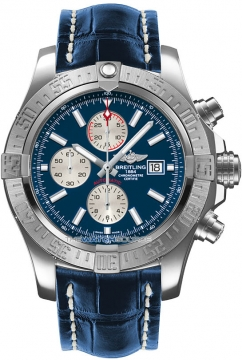 Breitling Super Avenger II Mens watch, model number - a1337111/c871-3ct, discount price of £3,680.00 from The Watch Source