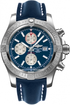 Breitling Super Avenger II Mens watch, model number - a1337111/c871-3ld, discount price of £3,580.00 from The Watch Source