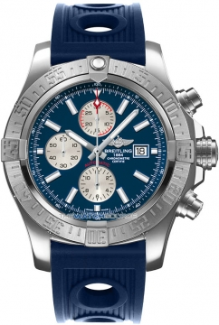 Breitling Super Avenger II Mens watch, model number - a1337111/c871-3or, discount price of £3,590.00 from The Watch Source