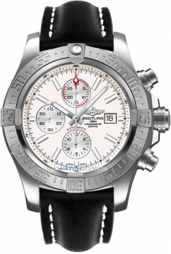 Breitling Super Avenger II Mens watch, model number - a1337111/g779-1ld, discount price of £3,580.00 from The Watch Source