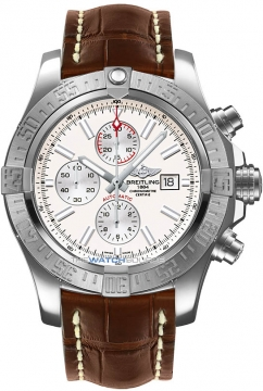 Breitling Super Avenger II Mens watch, model number - a1337111/g779-2ct, discount price of £4,037.00 from The Watch Source