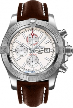 Breitling Super Avenger II Mens watch, model number - a1337111/g779-2lt, discount price of £3,440.00 from The Watch Source