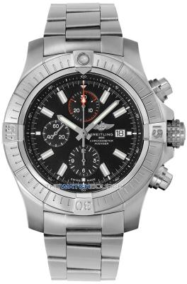 Breitling Super Avenger Chronograph 48 a13375101b1a1 watch