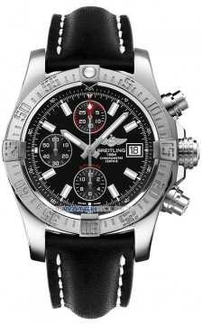 Breitling Avenger II Mens watch, model number - a1338111/bc32-1lt, discount price of £3,668.00 from The Watch Source