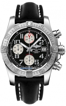 Breitling Avenger II Mens watch, model number - a1338111/bc33-1lt, discount price of £3,440.00 from The Watch Source
