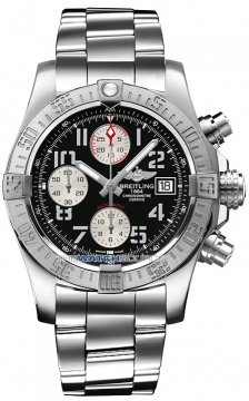 Breitling Avenger II Mens watch, model number - a1338111/bc33-ss, discount price of £3,975.00 from The Watch Source