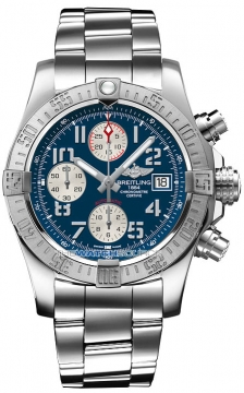 Breitling Avenger II Mens watch, model number - a1338111/c870-ss, discount price of £3,690.00 from The Watch Source