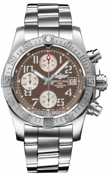 Breitling Avenger II Mens watch, model number - a1338111/f564-ss, discount price of £3,690.00 from The Watch Source