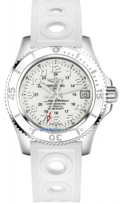 Buy this new Breitling Superocean II 36 a17312d21a1s1 midsize watch for the discount price of £2,269.50. UK Retailer.