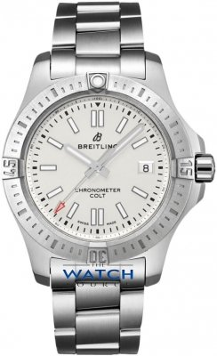 Breitling Chronomat Colt Automatic 41 a17313101g1a1 watch