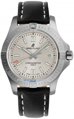 Buy this new Breitling Chronomat Colt Automatic 41 a17313101g1x1 mens watch for the discount price of £2,100.00. UK Retailer.