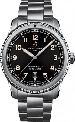 Breitling Aviator 8 Automatic 41 a17315101b1a1 watch