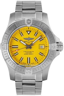 Breitling Avenger Automatic 45 Seawolf a17319101I1a1 watch