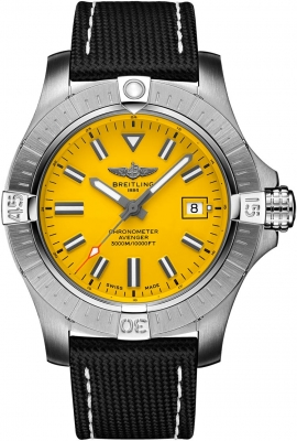 Breitling Avenger Automatic 45 Seawolf a17319101I1x2 watch