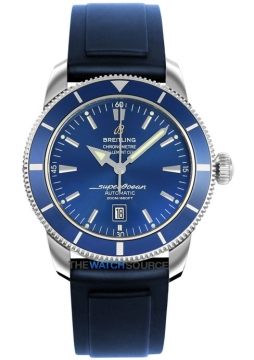 Breitling Superocean Heritage 46mm Mens watch, model number - a1732016/c734-3pro2d, discount price of £2,710.00 from The Watch Source