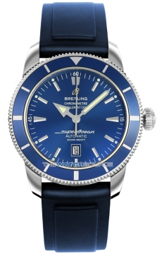 Breitling Superocean Heritage 46mm Mens watch, model number - a1732016/c734-3rpro2t, discount price of £2,520.00 from The Watch Source