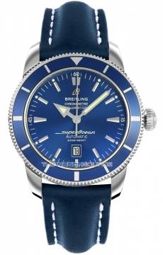 Breitling Superocean Heritage 46mm Mens watch, model number - a1732016/c734-3ld, discount price of £2,620.00 from The Watch Source