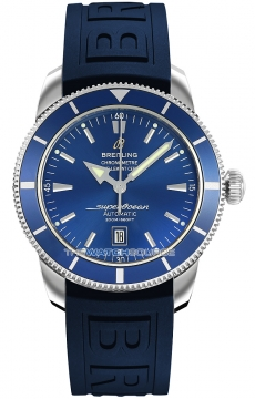 Breitling Superocean Heritage 46mm Mens watch, model number - a1732016/c734-3pro3d, discount price of £2,580.00 from The Watch Source