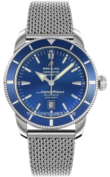 Breitling Superocean Heritage 46mm Mens watch, model number - a1732016/c734-ss, discount price of £2,800.00 from The Watch Source