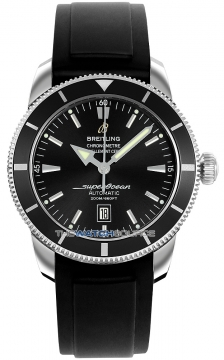 Breitling Superocean Heritage 46mm Mens watch, model number - a1732024/b868-1pro2d, discount price of £2,710.00 from The Watch Source