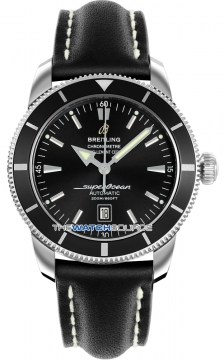 Breitling Superocean Heritage 46mm Mens watch, model number - a1732024/b868-1lt, discount price of £2,470.00 from The Watch Source
