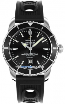 Breitling Superocean Heritage 46mm Mens watch, model number - a1732024/b868-1or, discount price of £2,630.00 from The Watch Source
