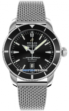 Breitling Superocean Heritage 46mm Mens watch, model number - a1732024/b868-ss, discount price of £2,800.00 from The Watch Source