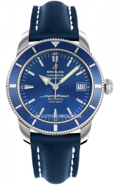 Breitling Superocean Heritage 42 Mens watch, model number - a1732116/c832-3ld, discount price of £2,620.00 from The Watch Source
