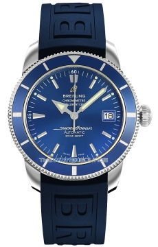 Breitling Superocean Heritage 42 Mens watch, model number - a1732116/c832-3pro3d, discount price of £2,640.00 from The Watch Source