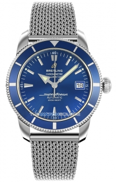 Breitling Superocean Heritage 42 Mens watch, model number - a1732116/c832-ss, discount price of £2,790.00 from The Watch Source
