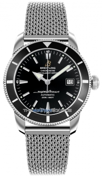 Breitling Superocean Heritage 42 Mens watch, model number - a1732124/ba61-ss, discount price of £3,051.00 from The Watch Source