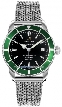Breitling Superocean Heritage 42 Mens watch, model number - a1732136/ba61-ss, discount price of £2,790.00 from The Watch Source