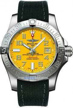 Breitling Avenger II Seawolf Mens watch, model number - a1733110/i519-1ft, discount price of £2,590.00 from The Watch Source