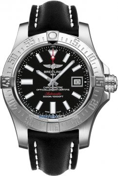 Breitling Avenger II Seawolf Mens watch, model number - a1733110/bc30-1lt, discount price of £2,639.00 from The Watch Source