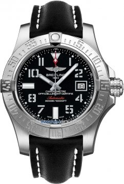Breitling Avenger II Seawolf Mens watch, model number - a1733110/bc31-1lt, discount price of £2,639.00 from The Watch Source