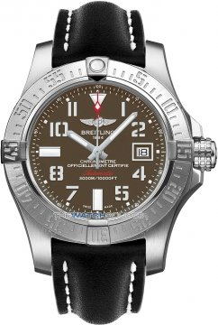 Breitling Avenger II Seawolf Mens watch, model number - a1733110/f563-1lt, discount price of £2,510.00 from The Watch Source