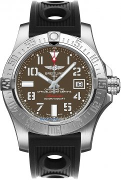 Breitling Avenger II Seawolf Mens watch, model number - a1733110/f563-1or, discount price of £2,660.00 from The Watch Source