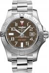 Breitling Avenger II Seawolf a1733110/f563-ss watch
