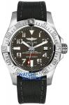 Breitling Avenger II Seawolf a1733110/f563/109w watch