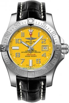 Breitling Avenger II Seawolf Mens watch, model number - a1733110/i519-1cd, discount price of £3,087.00 from The Watch Source