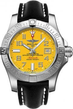 Breitling Avenger II Seawolf Mens watch, model number - a1733110/i519-1ld, discount price of £2,660.00 from The Watch Source