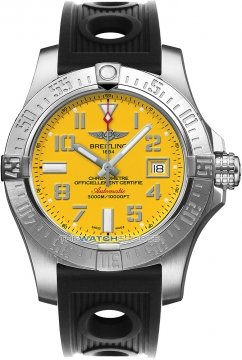 Breitling Avenger II Seawolf Mens watch, model number - a1733110/i519-1or, discount price of £2,660.00 from The Watch Source