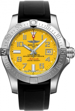 Breitling Avenger II Seawolf Mens watch, model number - a1733110/i519-1pro2d, discount price of £2,750.00 from The Watch Source