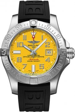 Breitling Avenger II Seawolf Mens watch, model number - a1733110/i519-1pro3d, discount price of £2,660.00 from The Watch Source