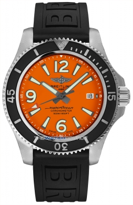 Breitling Superocean 42 a17366d71o1s1 watch