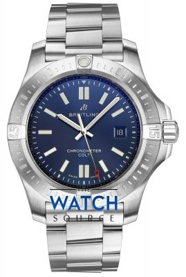 Buy this new Breitling Chronomat Colt Automatic 44 a17388101c1a1 mens watch for the discount price of £2,282.00. UK Retailer.