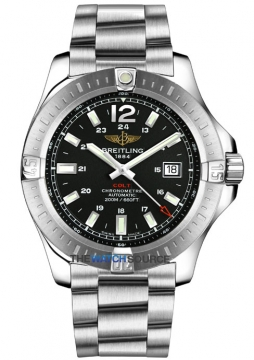 Breitling Colt Automatic 44mm Mens watch, model number - a1738811/bd44-ss, discount price of £2,350.00 from The Watch Source
